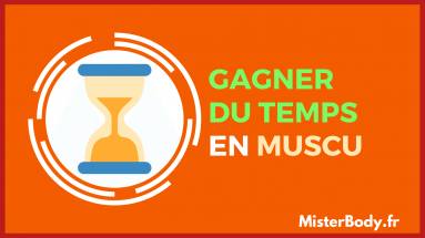 temps musculation